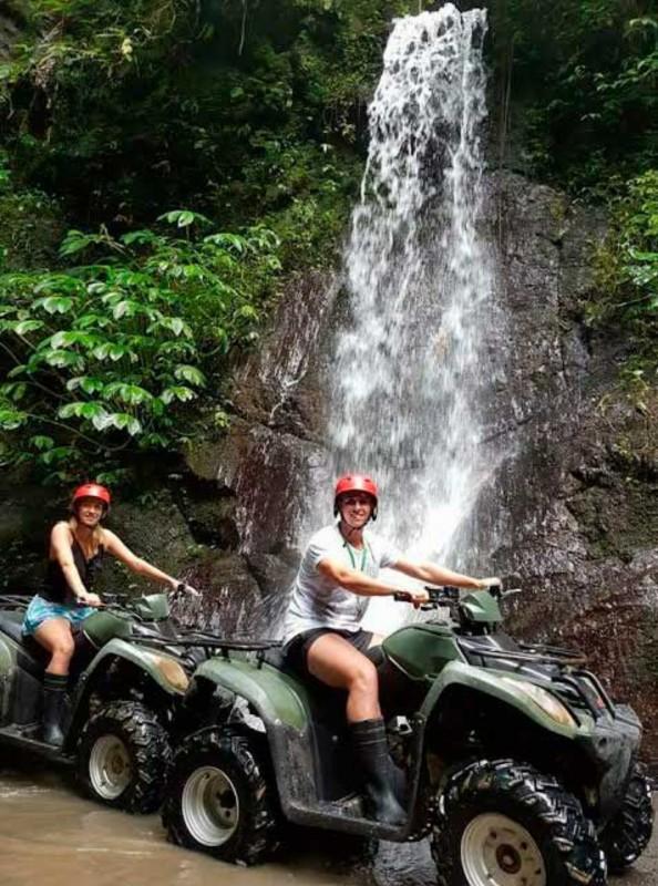 Air Terjun Di Kuber Bali Adventure