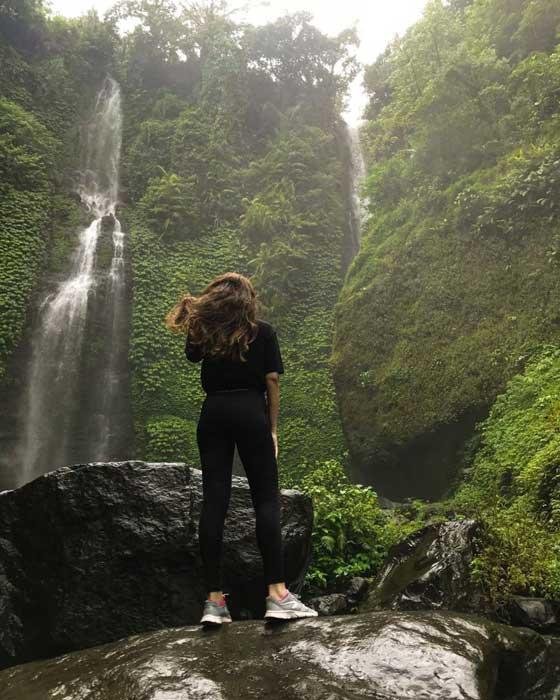 Air Terjun Sekumpul Yang Menakjubkan - instagram/mydaily