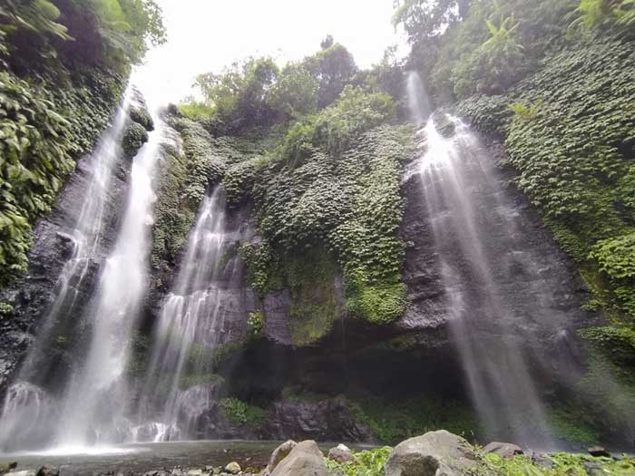 Air Terjun di Bali Utara - instagram/dwi_sawtri
