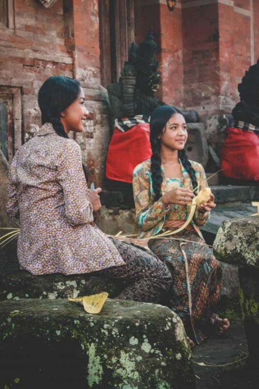 Angkul Angkul Bali Kuno Dari Batu Bata