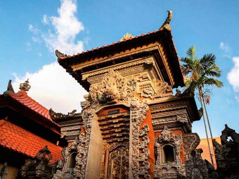 Angkul Angkul Style Bali