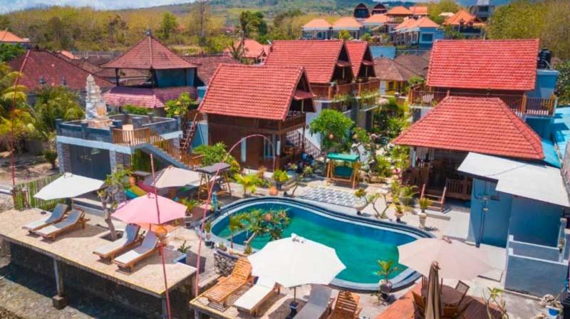 Ayu Laba Beach Villa And Resto