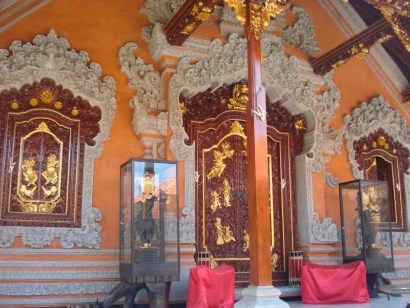 Bagian Badan Rumah Bali