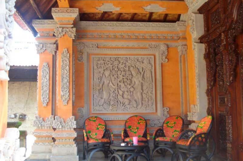 Bahan Bangunan Rumah Adat Bali