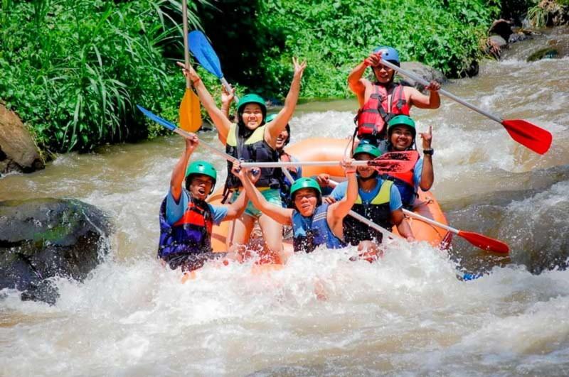 Batas Usia Minimal Rafting Di Bali