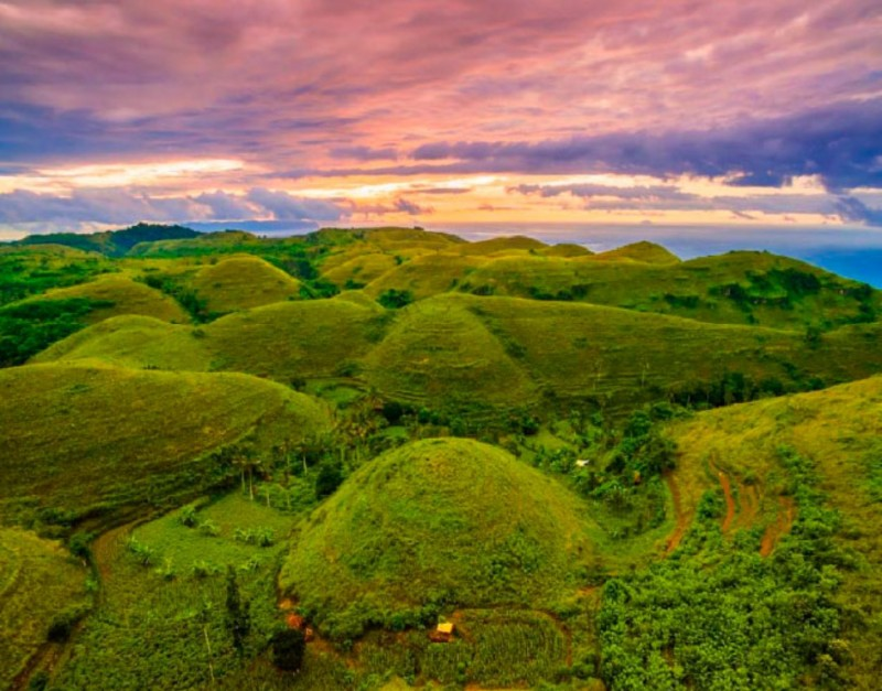 Bukit Teletubbies Nusa Penida