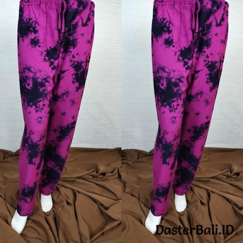 Celana Kulot Tie Dye Bali