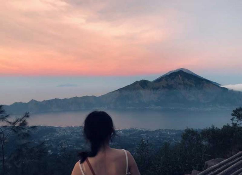 Desa Kintamani Bali