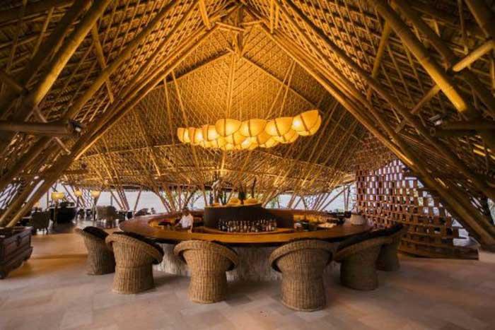 Dugong Restaurant at Suarga Padang Padang