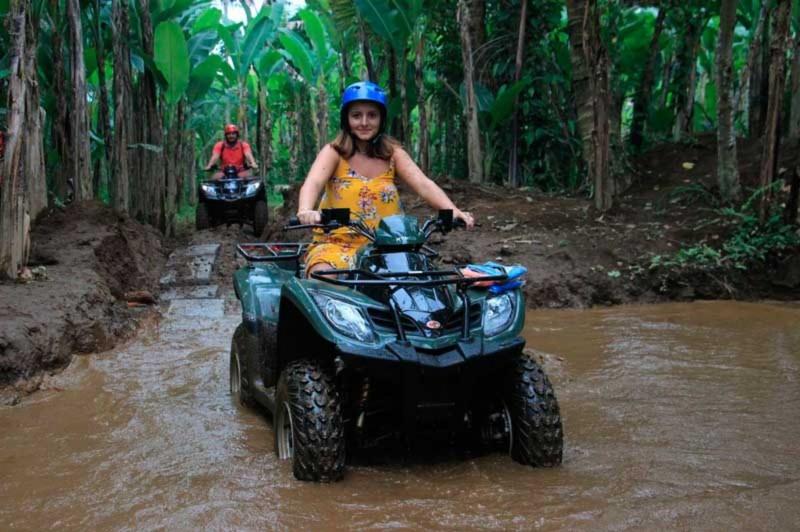 Fasilitas Yang Termasuk Dalam Paket ATV Ubud