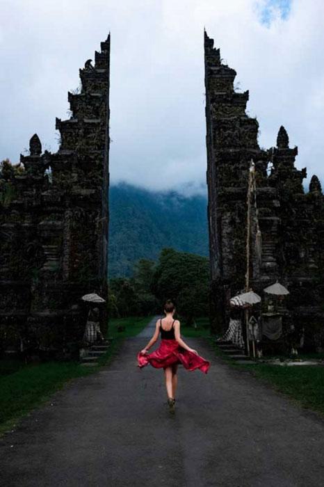 Gapura Ikonik Di Bali