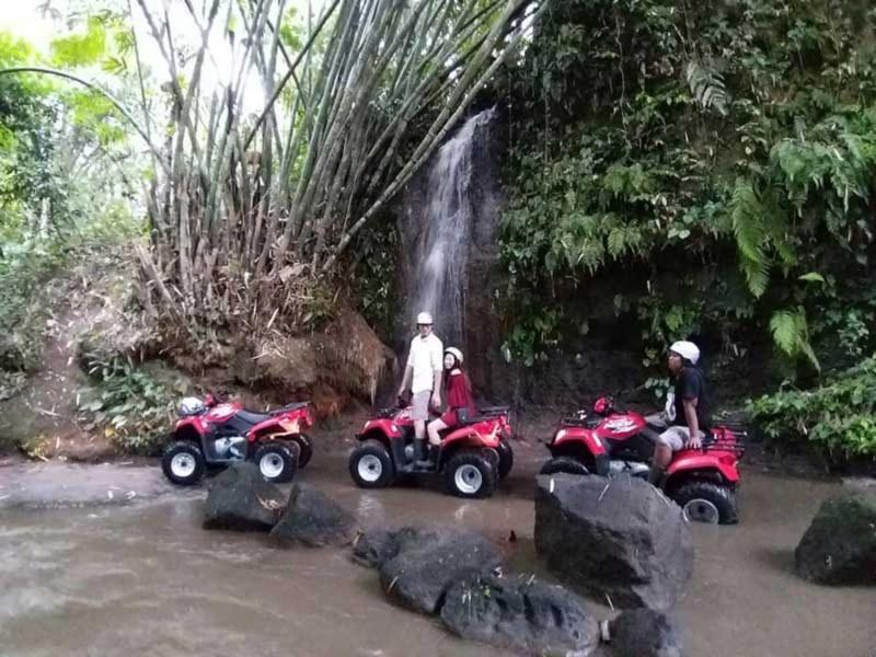 Go ATV Adventure Bali