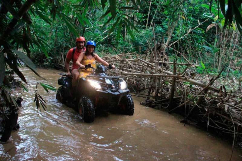 Harga Tiket ATV Di Balaji Adventure Ubud