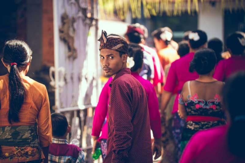 Ikat Kepala Khas Bali