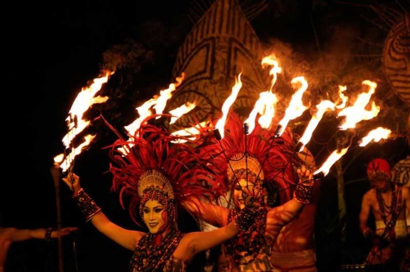 Jadwal Show Taman Safari Bali