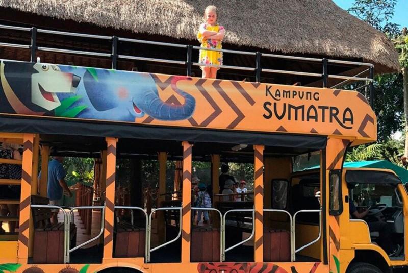 Jam Buka Bali Zoo Park