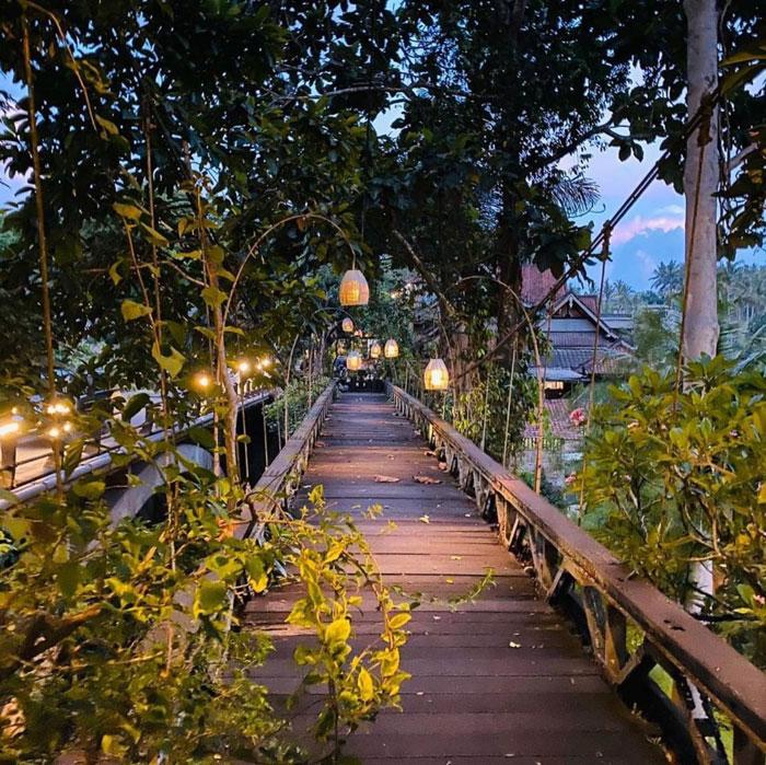 Jembatan Tjampuhan Ubud