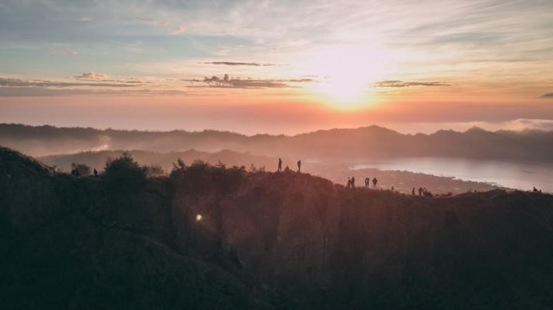 Keindahan Gunung Batur