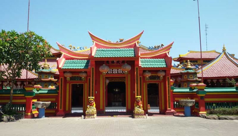 Kuil Caow Eng Bio Benoa