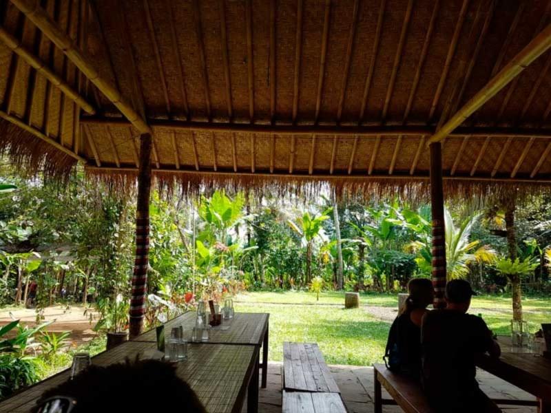 Lunch Setelah Petualangan ATV Bali