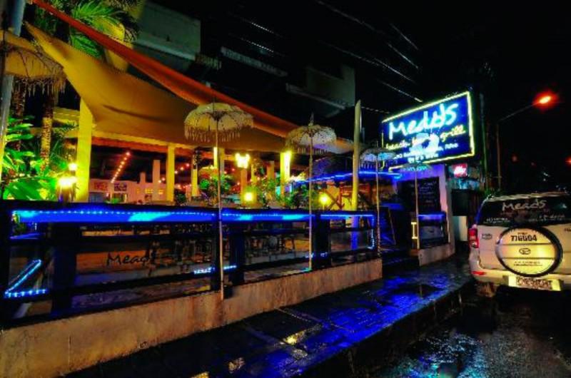 Meads Beach Bar & Grill Benoa Bali