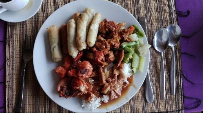 Menu Hidangan Di Mahagiri Panoramic Restaurant