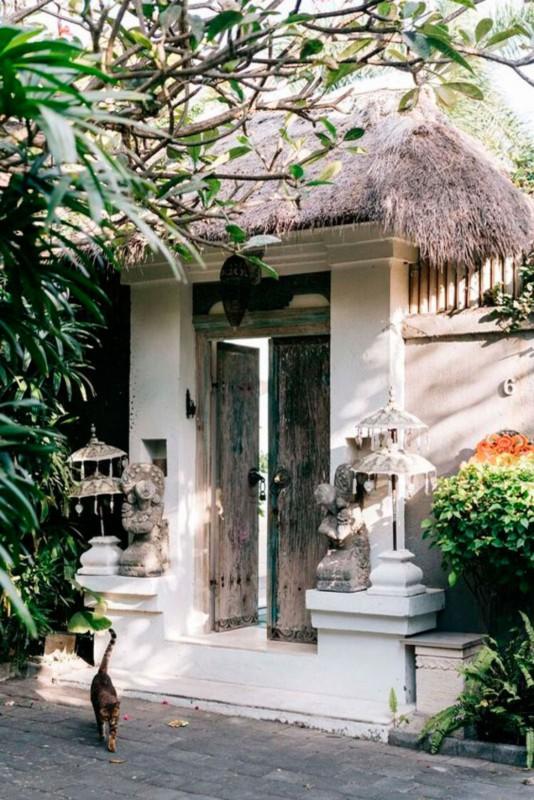 Model Angkul Angkul Minimalis