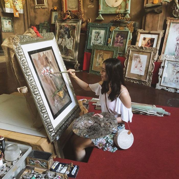 Museum Lukisan Blanco Renaissance