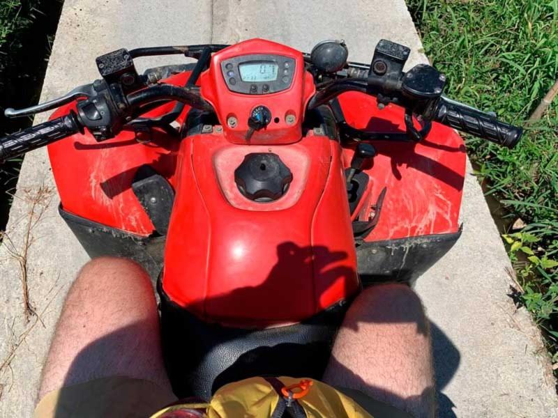 Pahami Teknik Dasar Mengendarai ATV Bali