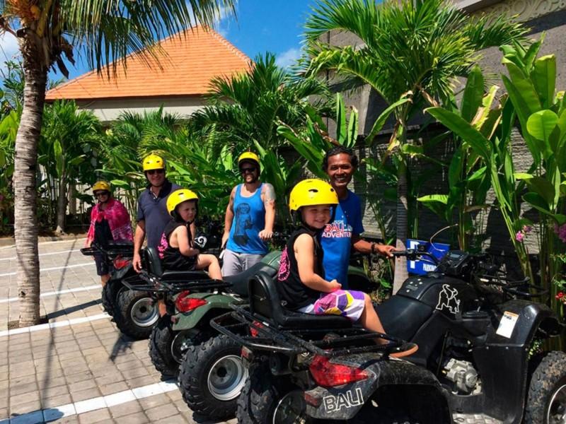 Paket ATV Pantai Bali