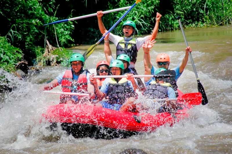 Paket Rafting Keluarga Di Bali