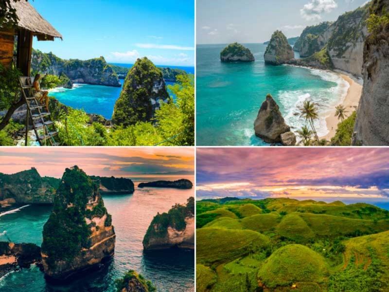 Paket Tour Nusa Penida Timur