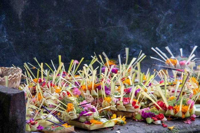 Persembahan Tradisional Bali
