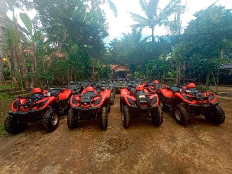 Persiapan Sebelum Petualangan ATV Di Bali