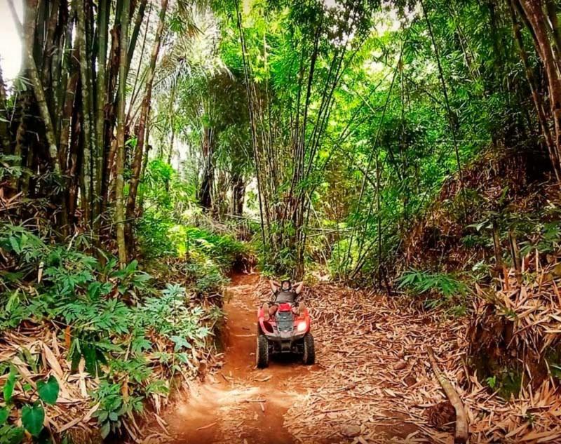 Petualangan ATV Balaji Payangan
