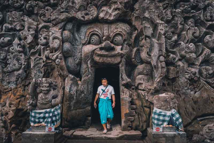 Pura Goa Gajah Bali