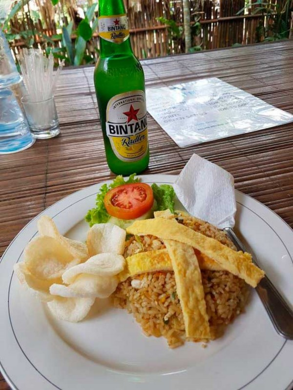 Restoran Di Balaji Adventure Bali