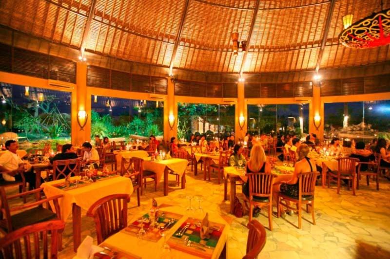 Restoran Taman Safari Bali