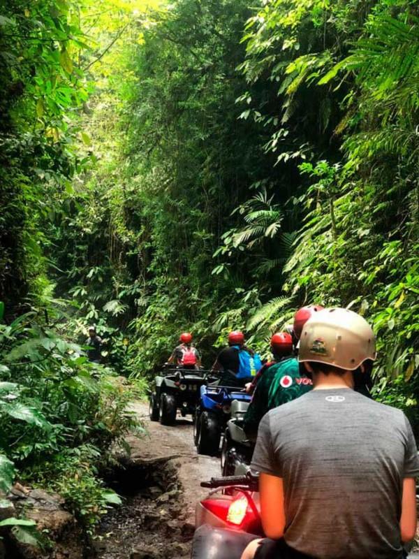 Rute Petualangan ATV Kuber Ubud