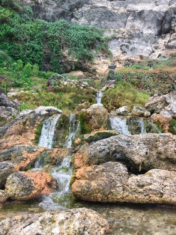 Seganing Waterfall Nusa Penida Bali