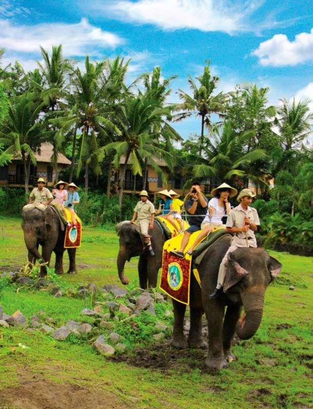 Sejarah Taman Safari Bali