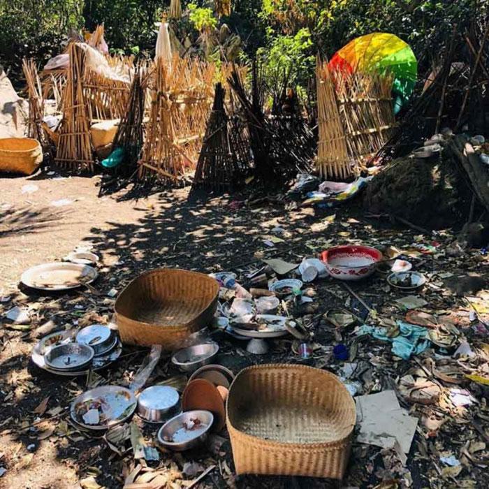 Sema Wayah di Desa Trunyan