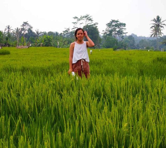 Spot Trekking di Ubud
