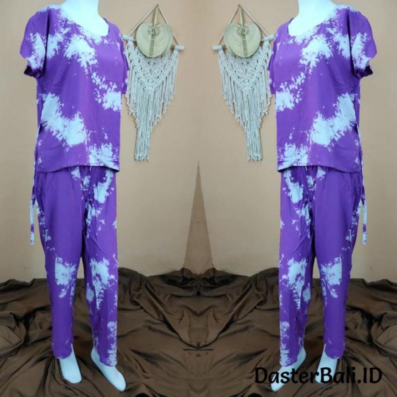 Supplier Baju Tie Dye Bali