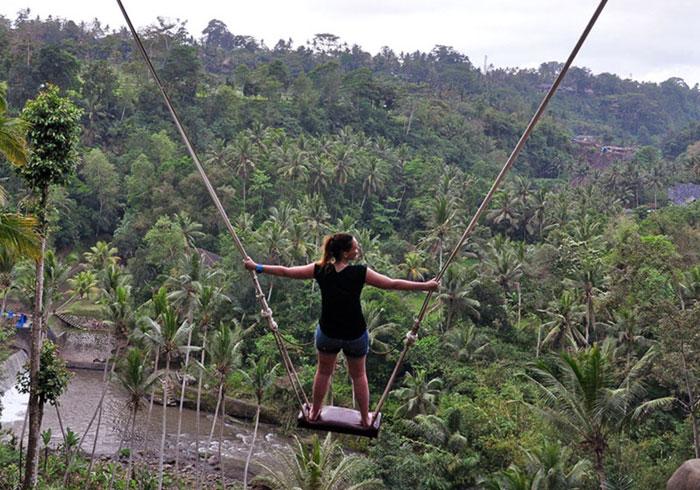 Swing Di Ubud