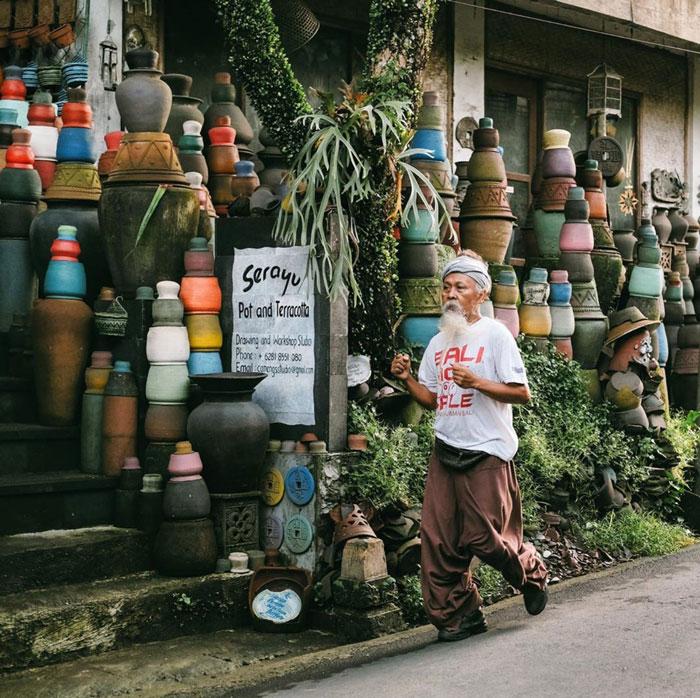 Tempat Foto Keren di Ubud