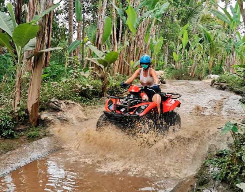Tempat Main ATV Terbaik Di Ubud