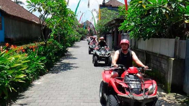 Tips Aman Main ATV Bali Untuk Pemula