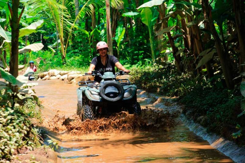 Trek ATV Balaji Ubud Bali