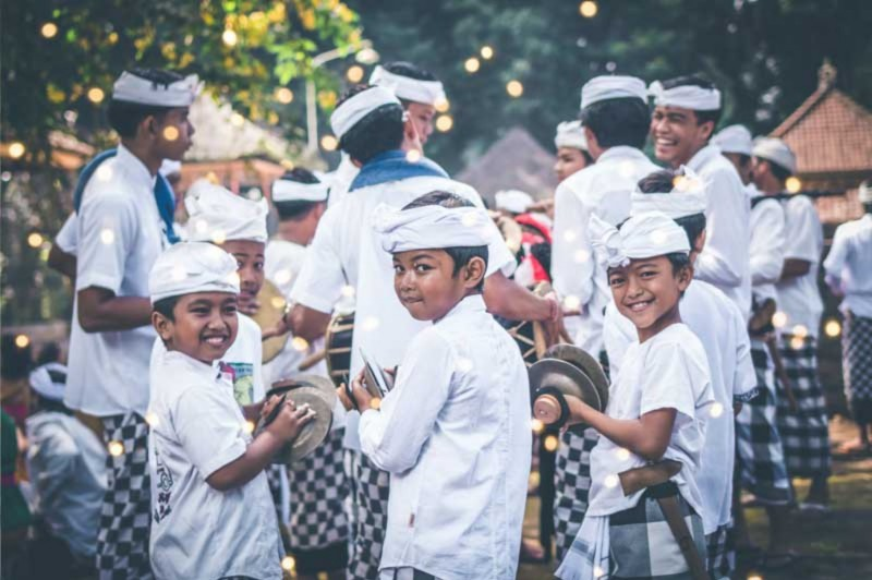 Udeng Khas Bali